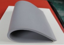 Grey Color Silicone Rubber Foam