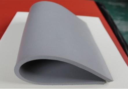Grey Color Silicone Rubber Foam