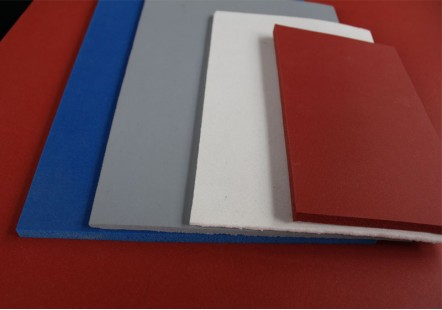High Temperature Silicone Foam