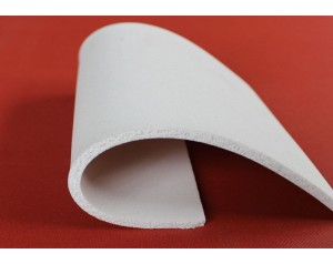 White Color Silicone Rubber Foam