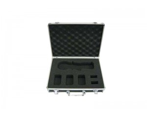 PU Foam Insert with Aluminum Case