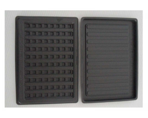 Anti Static Vacuum PS Tray with Cover