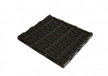 Black ESD Conductive Vacuum Tray