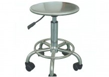 ESD Stainless Steal Round Chair