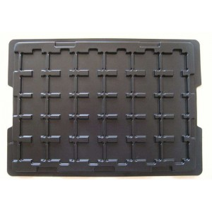 PS Material ESD Plastic Box