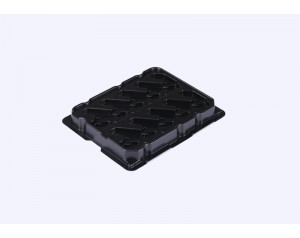 Conductive PS Tray for Electronics