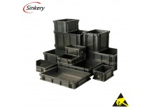 China High Quality Plastic Injection Molded PP storage box