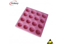 Electrostatic discharge packing foam