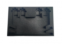 Closed Cell Cross-linked XPE Foam
