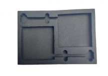 Conductive XPE foam tray high quality foam tray