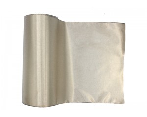 copper/nickel coated polyester fabric