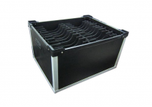 Electronic Black ESD Corrugated Board Box