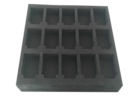 ESD closed cell foam