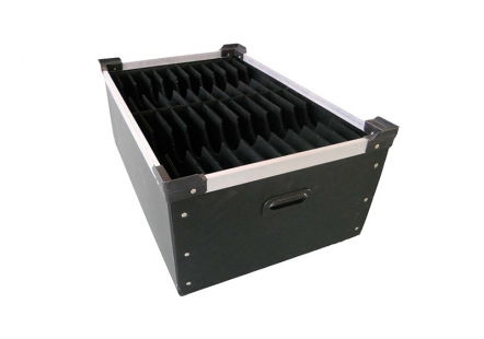ESD Corrugated Plastic Box