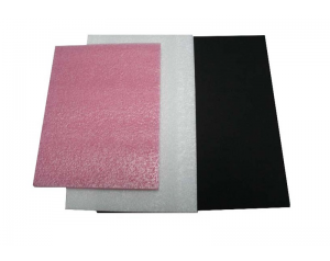 Factory supply pink EPE foam tray