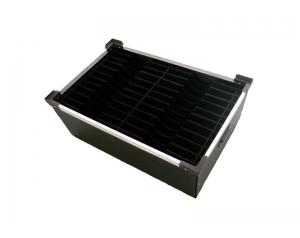 Reusable Corrugated Plastic Partition Box