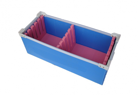 Tensile Durable Hollow Box