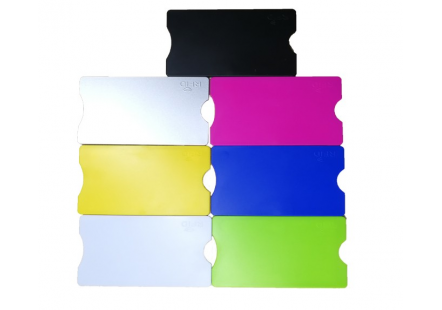 Anti RFID wallet credit card holder