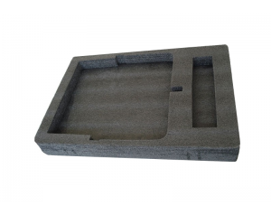 Conductive open cell PU foam