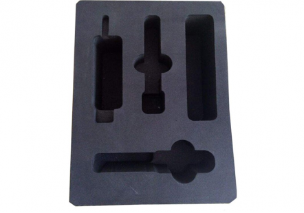 EVA foam insert for cutting tool